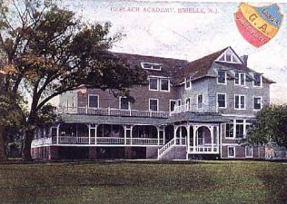 Originally built as the Carteret Hotel in 1883. It was located at the corner of Park Avenue, (now Fisk Avenue), and Brielle Avenue. Building no longer exists.