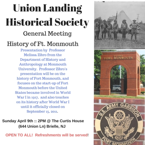 Union Landing Historical Society